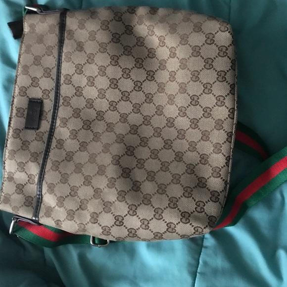 c1aca1bbb7ce Gucci Other - Men and women Gucci messenger handbag shoulder bag